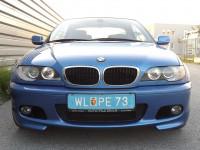BMW 318Ci Cabriolet Facelift M-Paket Leder E46N46 Xenon PDC Alu18″ Hardtop Sportsitze Sitzheizung Perfekt bei  HWS || Auto Pilz Erich in Marchtrenk, Wels, Linz