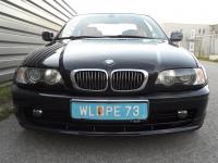 BMW 320Ci Coupe Automat E46M54 Leder PDC Xenon Alu M18″ Sitzheizung MFL Sportsitze Chrompaket Mod2002 bei  HWS || Auto Pilz Erich in Marchtrenk, Wels, Linz