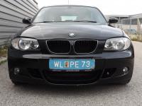 BMW 118d M-Paket E87N47 FaceliftMod2009 Leder 1Hand Alu17 Klima Sportsitze Rostfrei 5türig 1aTop Zustand Perfekt bei  HWS || Auto Pilz Erich in Marchtrenk, Wels, Linz