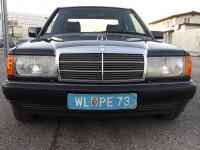 Mercedes-Benz 190 E 1,8 Automat W201 Leder ServoZV Modell1993 ABS Mittelarmlehne Fensterheber vorne WD-Glas bei  HWS || Auto Pilz Erich in Marchtrenk, Wels, Linz